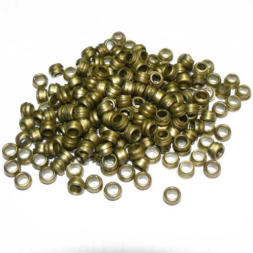 Job Lot of Approx 100 Small Size Grommets for 0.5mm 3 core PVC Flex